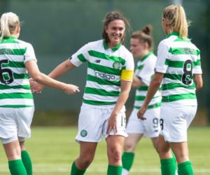 Obóz piłkarski dla dziewczyn Celtic
